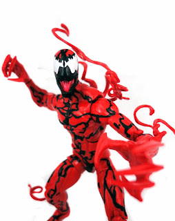 "Hasbro 6"" Amazing Spider-Man Marvel Legends - Carnage Figure"