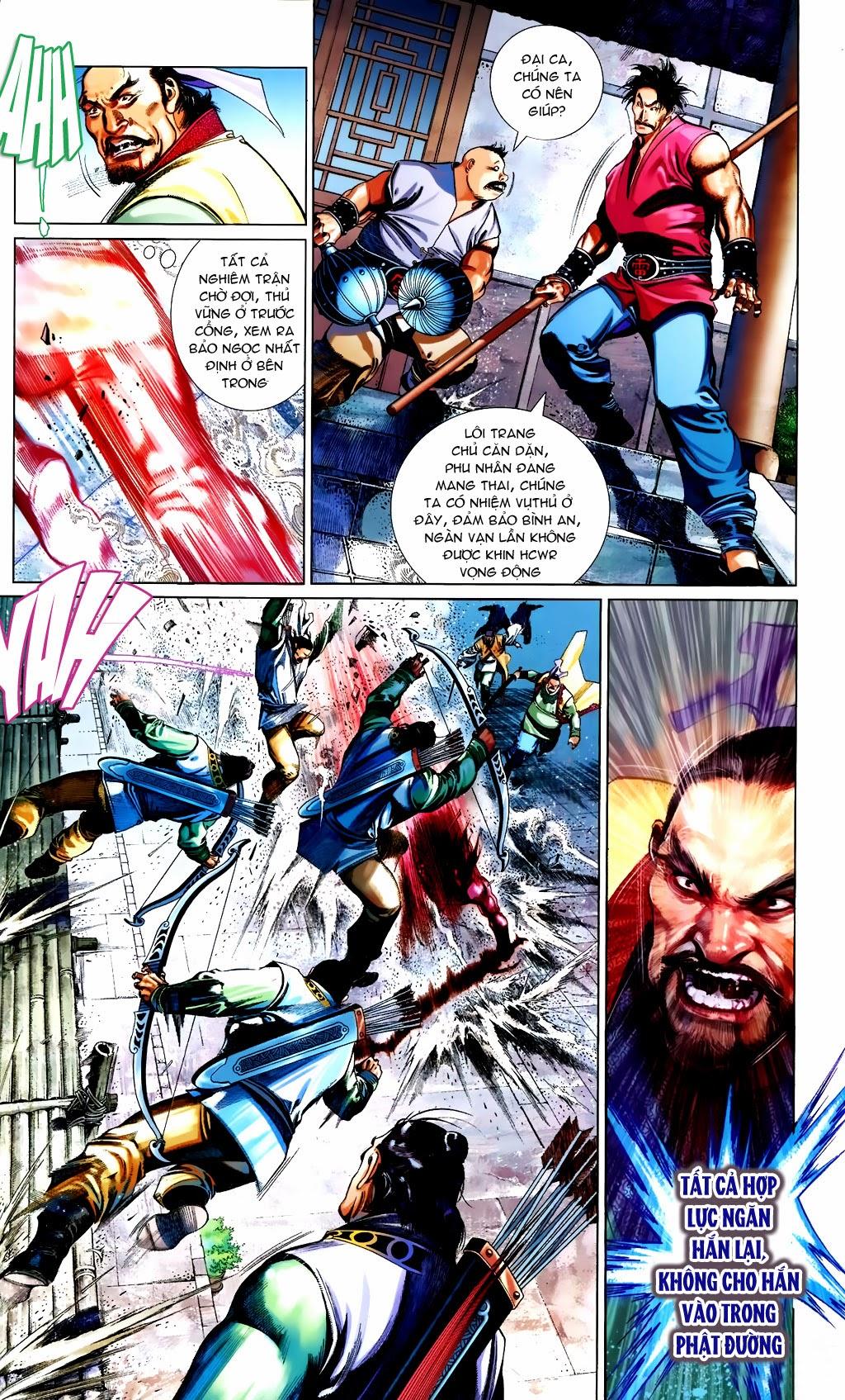 Phong Vân Chap 663 - Trang 52