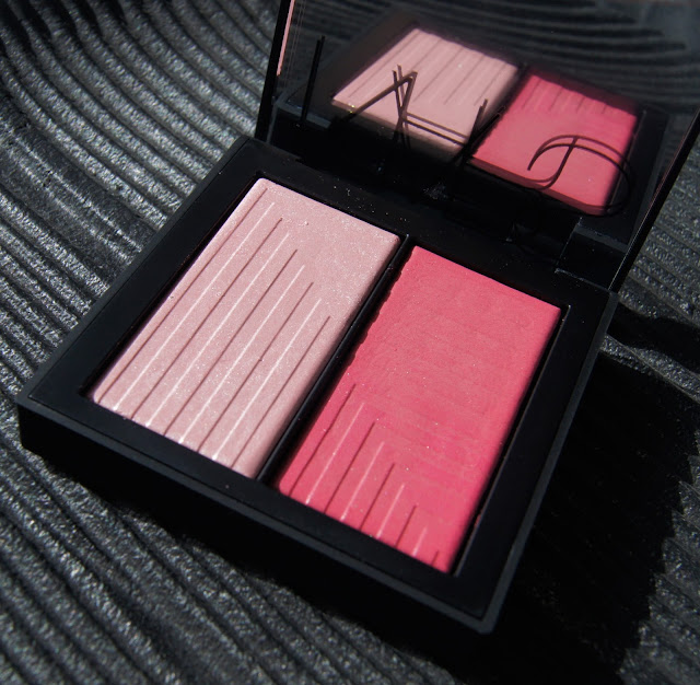 NARS Dual Intensity Blush in Adoration review