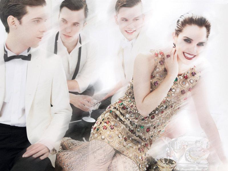 emma watson vogue 2011 us. Emma Watson for Vogue US July