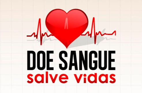 Doe Sangue, salve vidas..