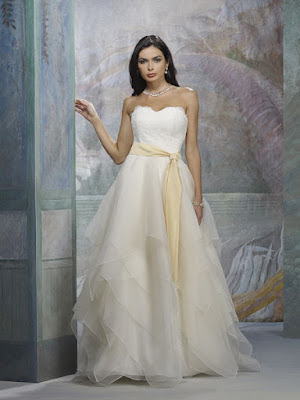 Corset Wedding Dresses-a Smart Choice For Being Sexy