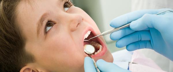 soins dentaires enfants