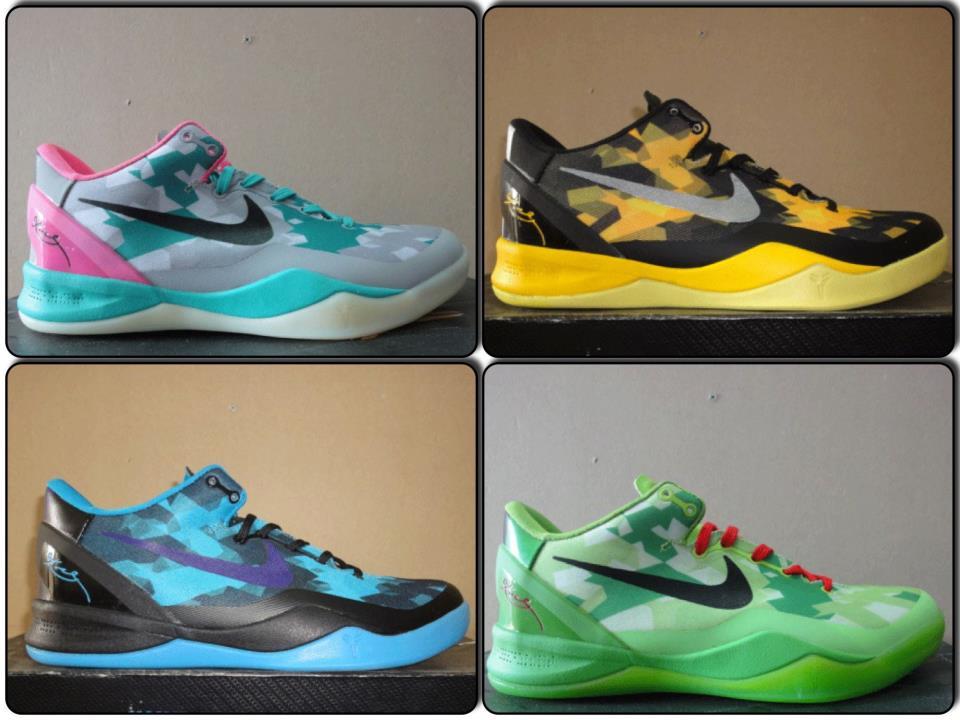 SNKROLOGY: A SOFT SPOT: Nike Kobe 8? Say it ain\'t so...