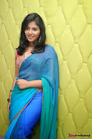 actress anjali hot saree photos at masala telugu movie audio launch+(17) Anjali Saree Photos at Masala Audio Launch
