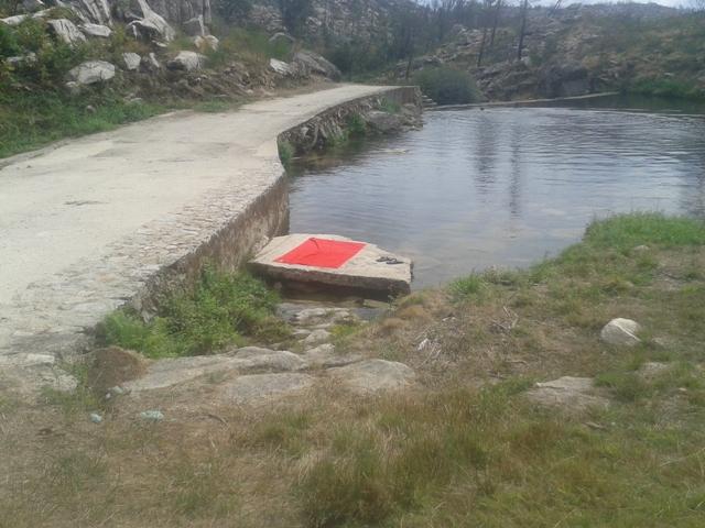 Praia Fluvial do Teixo