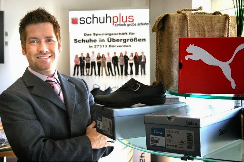 SCHUHPLUS.com - Schuhe in Übergrößen