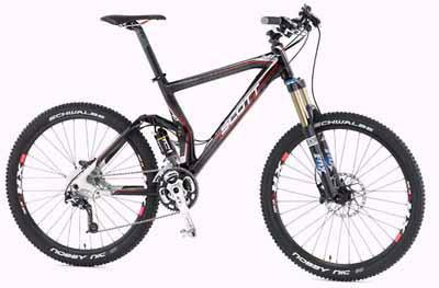 model sepeda gunung