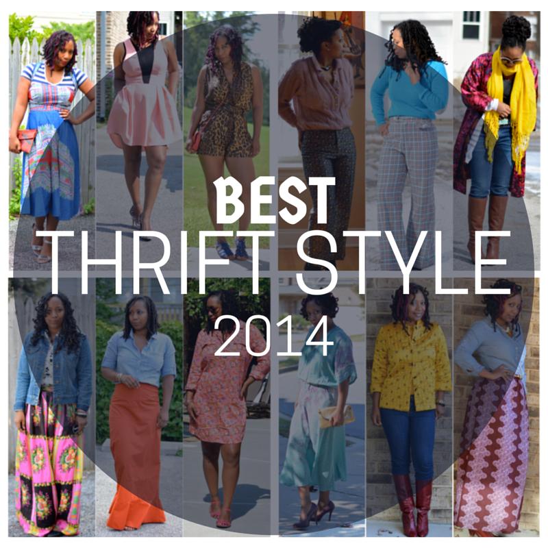 best thrift style 2014