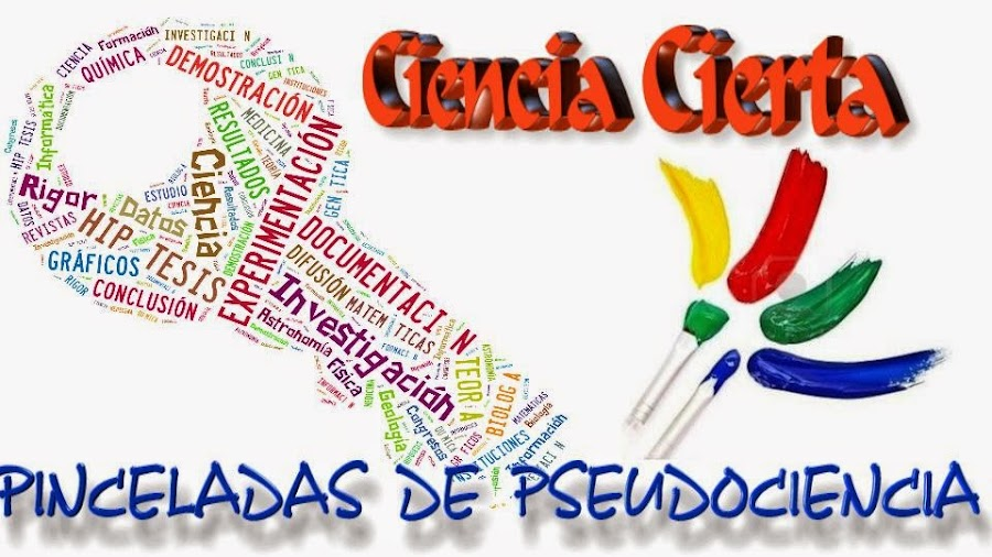 PINCELADAS DE PSEUDOCIENCIA
