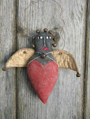 Valentine Angel Ornie