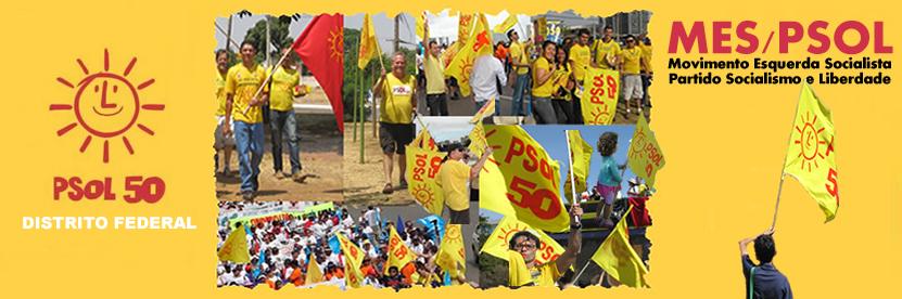 PSOL - Movimento Esquerda Socialista/DF