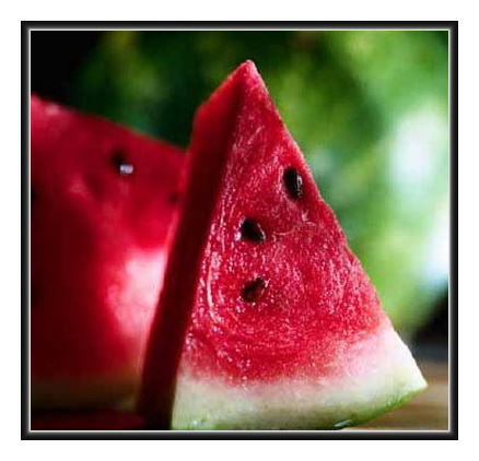 CatatanDevi: Akhirnya aku beli semangka