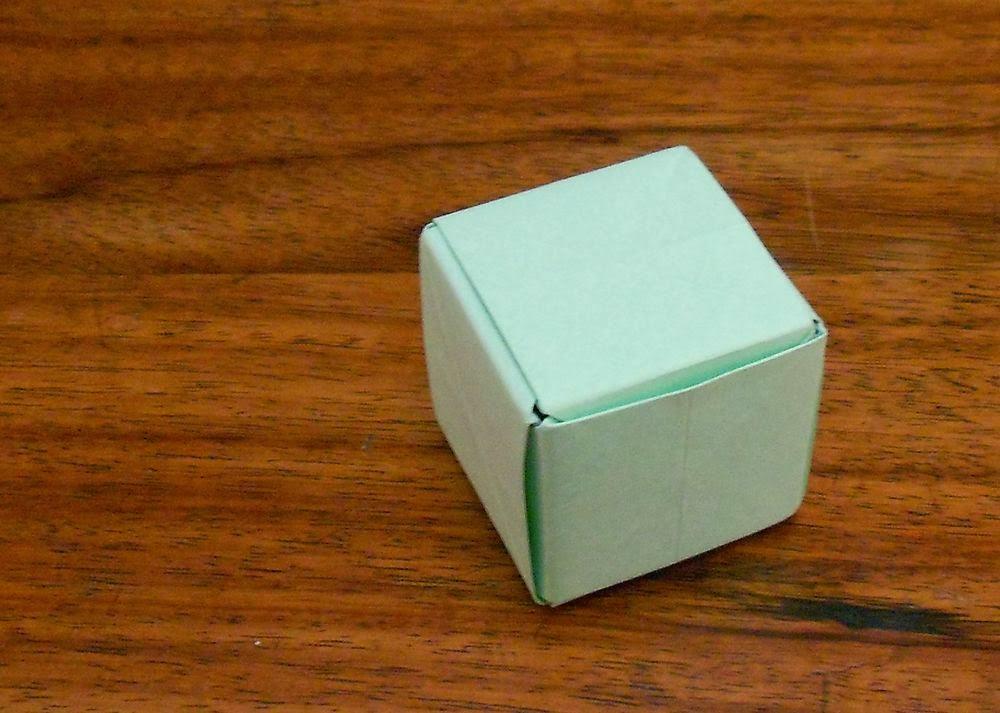 Fantalonia Origami Dice