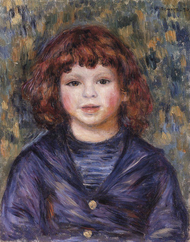 Art artists pierre auguste renoir part 12 for Paintings by renoir