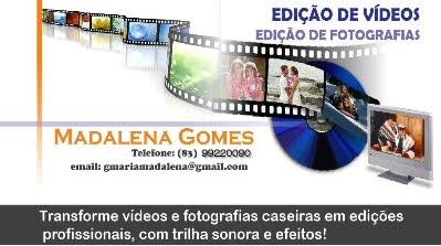Edição de Vídeos