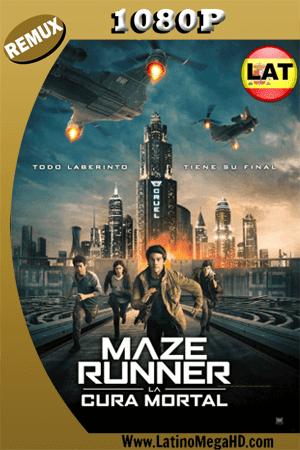 Maze Runner: La Cura Mortal (2018) Latino HD BDREMUX 1080p ()