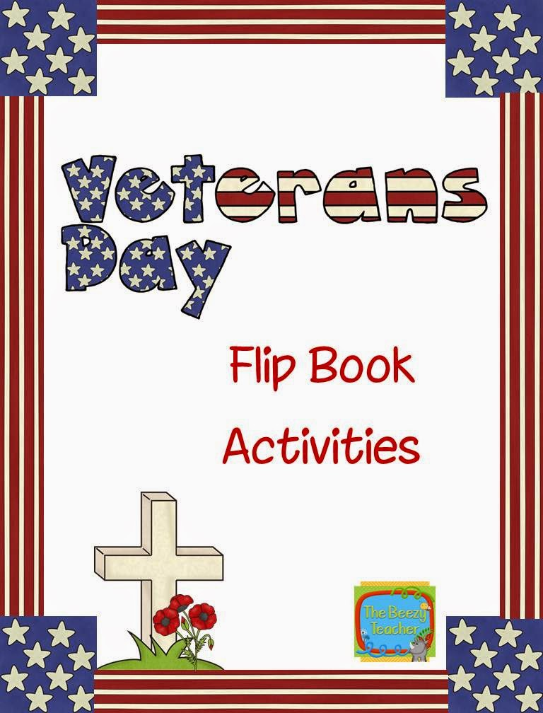 http://www.teacherspayteachers.com/Product/Veterans-Day-Flip-Book-Activities-867476