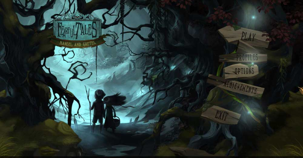 fearful tales: hansel and gretel game online