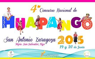 concurso nacional de huapango hidalgo 2015
