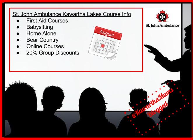 Kawartha Lakes St. John Ambulance Offers Surprising Emergency Courses