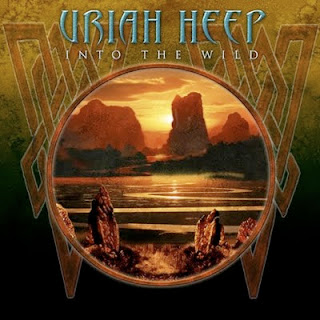 Uriah Heep - 'Into The Wild' CD Review (Frontier Records)