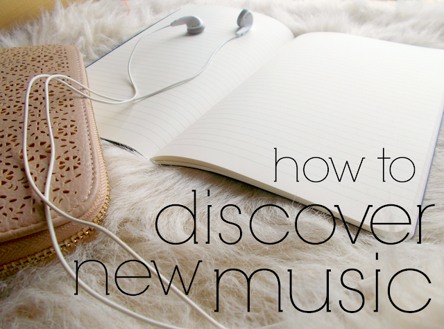 how to discover new music spotify radio blog recommendations suggestions albums songs