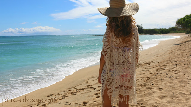 Vegan Crochet Swimwear Cover Up