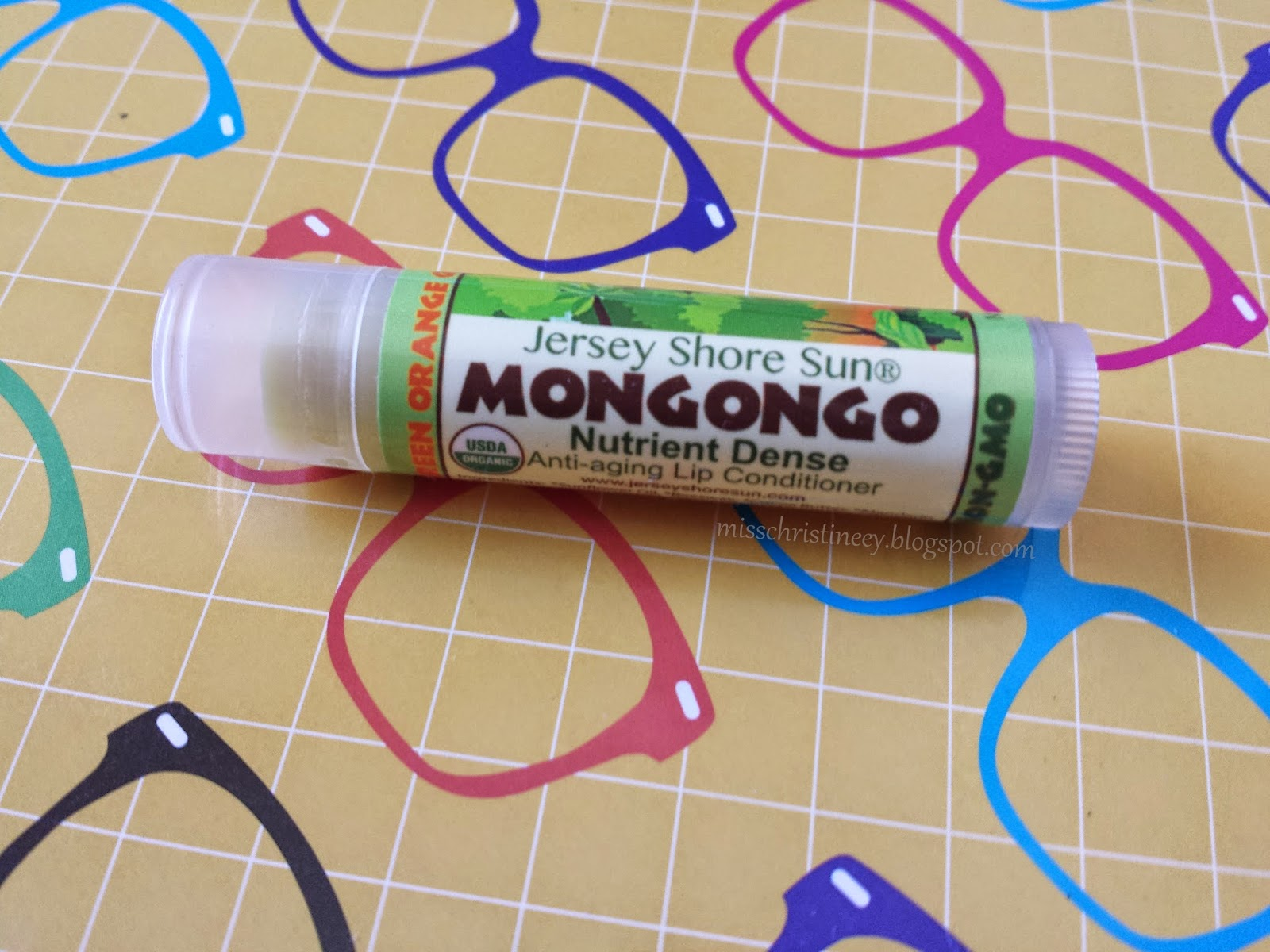 jersey shore sun mongongo lip conditioner