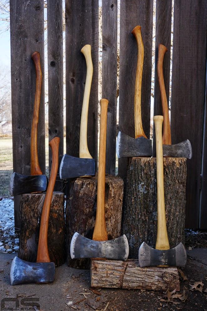 plumb cruiser axe, double bit, woodsman tools