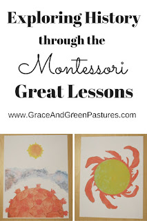 Exploring History Through the Great Lessons - Giveaway!