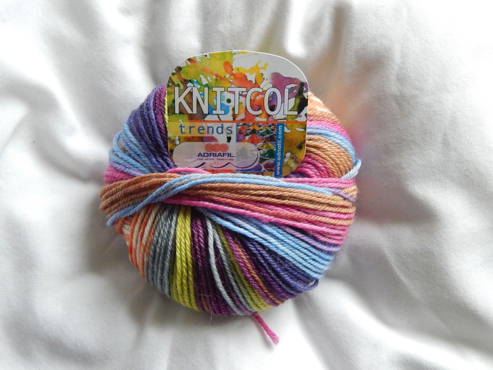 Adriafil Knitcol merino wool