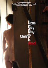Little Gay Boy Christ is Dead