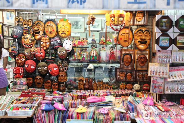 bí kíp du lịch Hàn Quốc