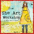 Christy Tomlinson's She Art Workshop