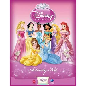 Free Princess Activity Kit