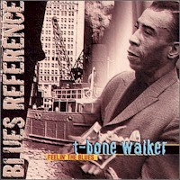T-Bone Walker - Feelin\' The Blues (France 1968-1969)