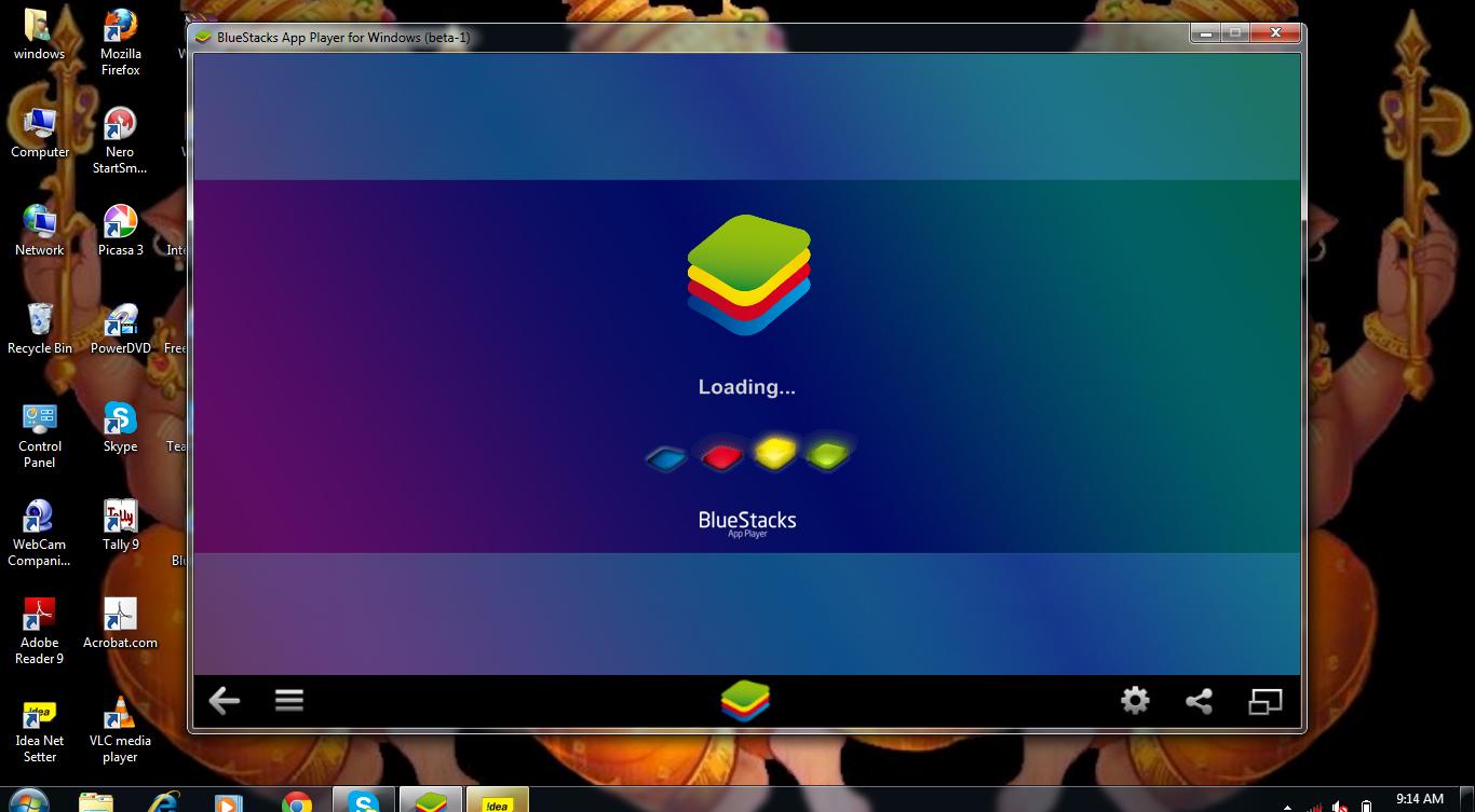 run android on desktop