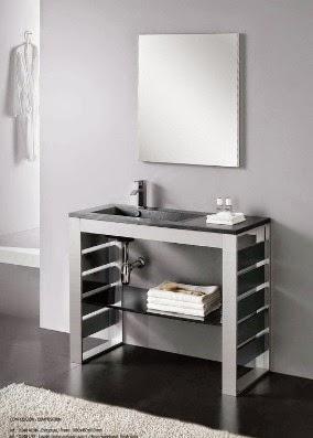 Mueble ba o aluminio el blog de sumigres - Muebles de bano de aluminio ...