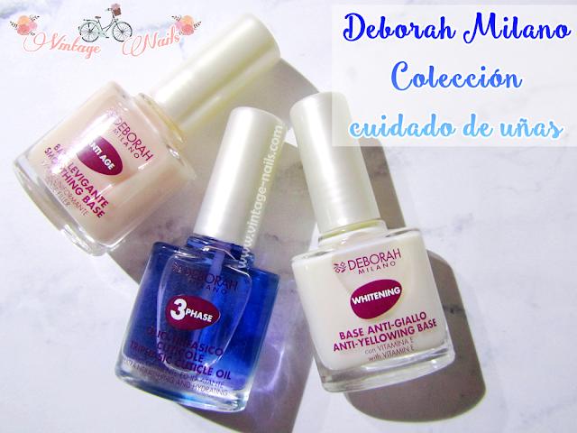 Deborah Milano, cuidado de manos, cuidado de uñas, manicura perfecta