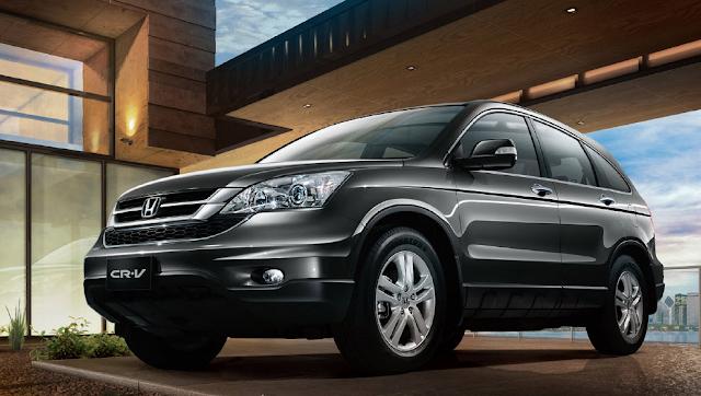 Cho thuê xe Honda CR-V 2.0 AT SX 2010