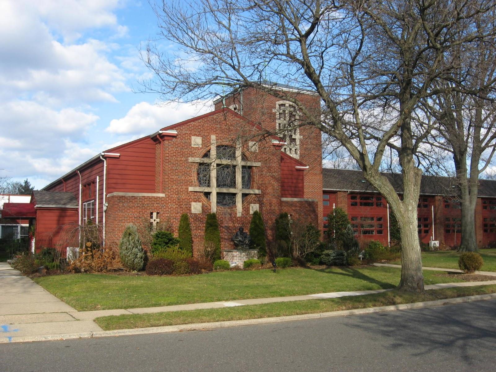 Nassau County N Y Catholic Holy Family Hicksville