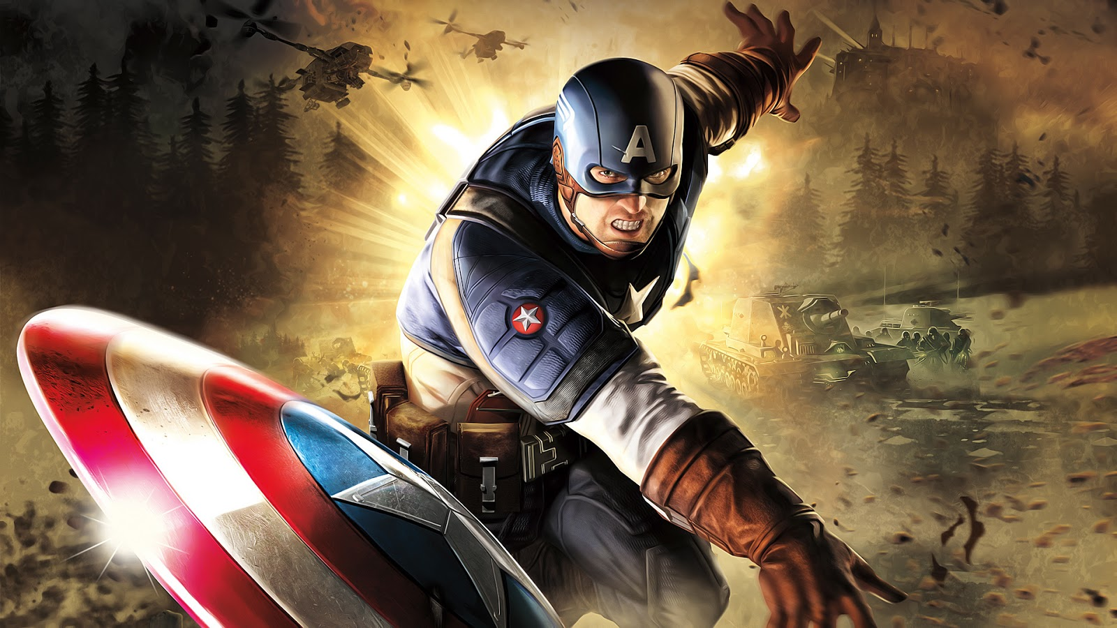 Captain America Pictures HD New