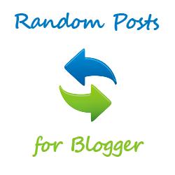 Cara Membuat Random Post Keren plus  Super Wuss
