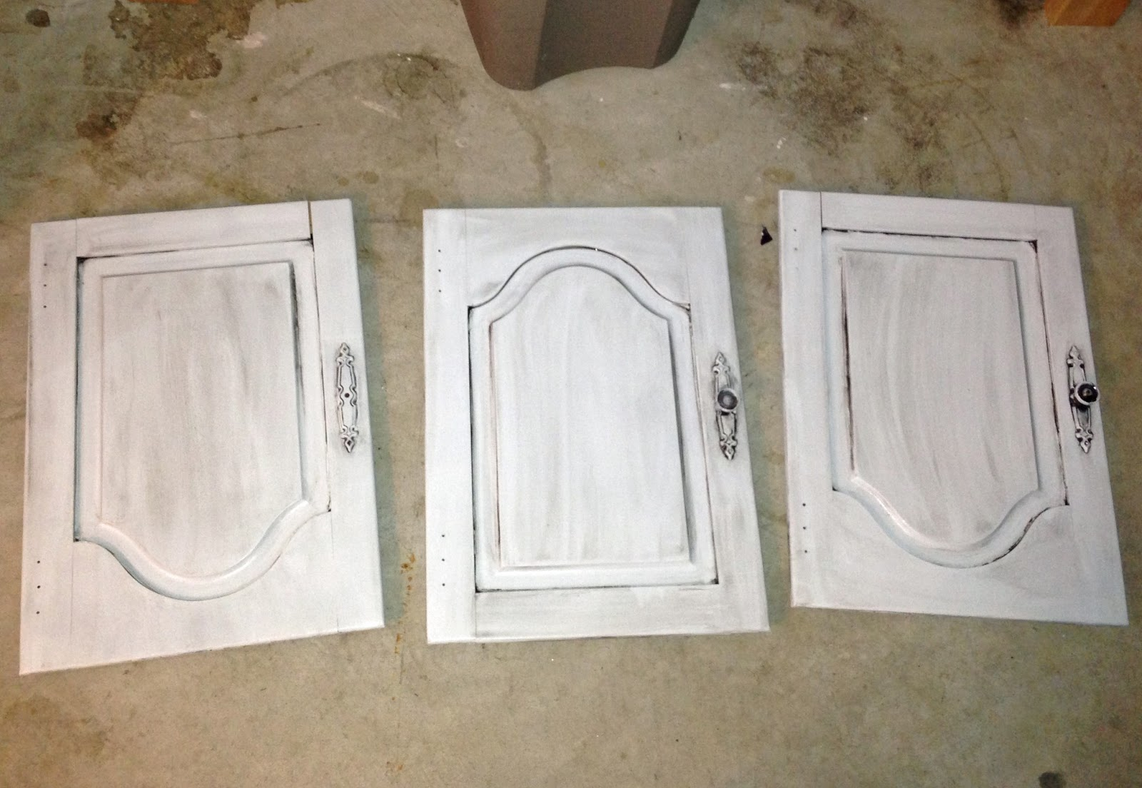 Whimsy Renee How to Glaze Furniture