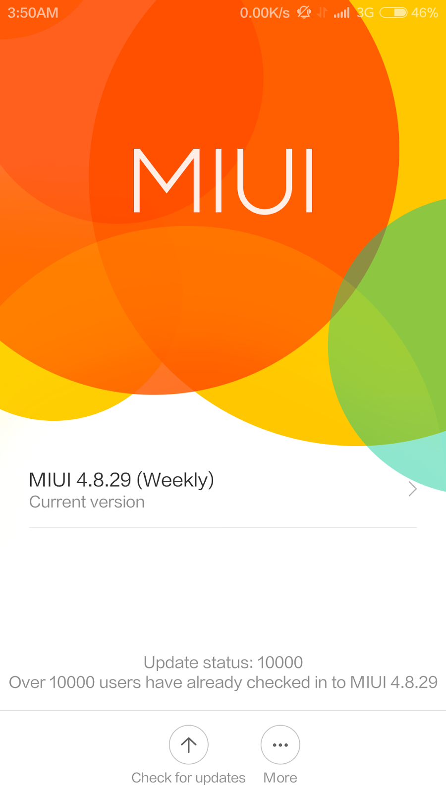 Tutorial cara update MIUI 6
