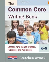 Common Core Writing Book