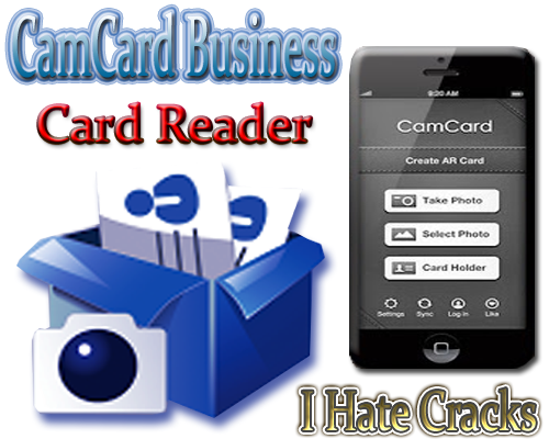 CamCard Business Card Reader Free And Full Version For