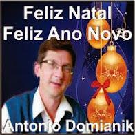 Campo Bonito:Toninho e família desejam a todos um Feliz Natal e um próspero ano novo