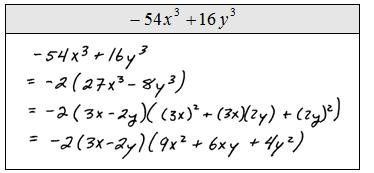 general guidelines for factoring polynomials. Black Bedroom Furniture Sets. Home Design Ideas